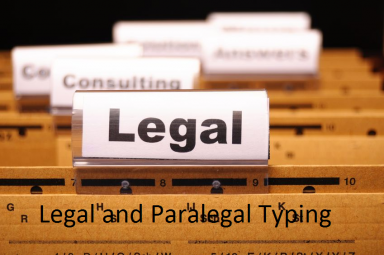 Para Legal Documents